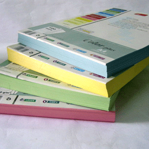Bìa màu ngoại A4 (100tờ/ream) - T&T