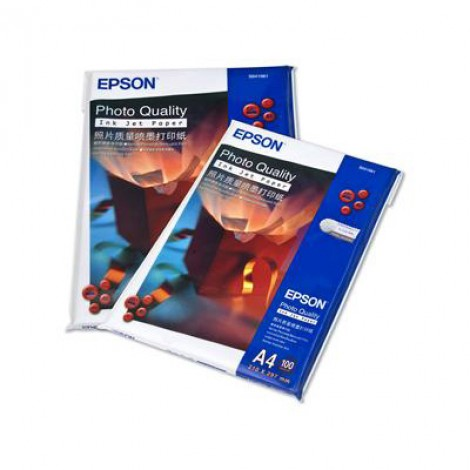 Giấy Epson – In ảnh 1 mặt (A4 100 tờ)