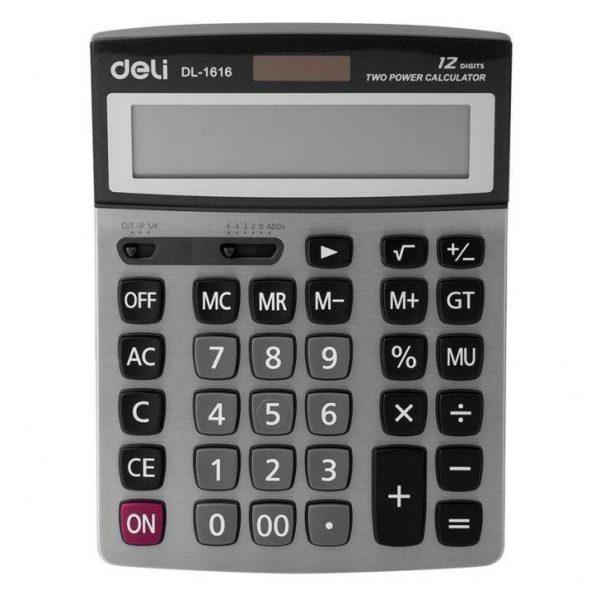 máy tính Deli-1616