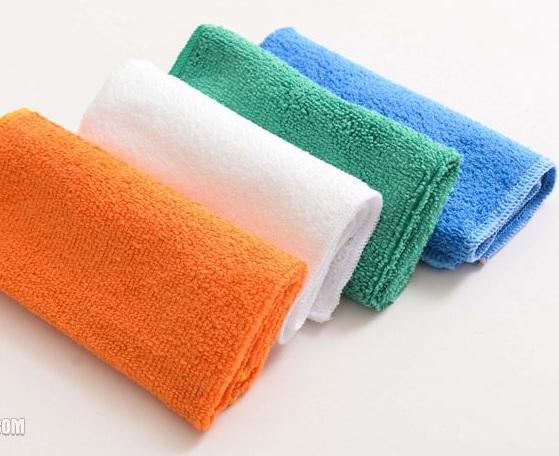 khăn lau mặt