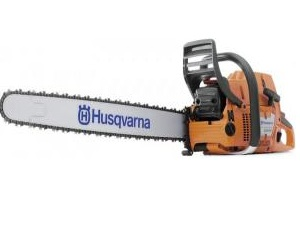 Máy cưa xích chạy xăng Husqvarna 385 XP