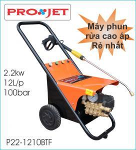 Máy rửa xe cao áp 2.2kw PROJET P22-1508BT
