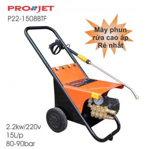 Máy rửa xe cao áp 2.2kw PROJET P22-1508BTFa